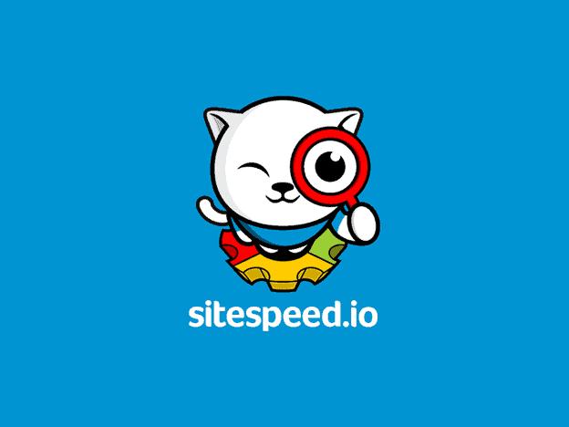 Контроль скорости sitespeed.io